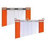 Fermoflex 2600-2620-2700 Plastic Strip Curtains
